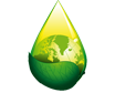 Icon to relate that Biodico utilizes byproduct energy production through anaerobic digestion methods.