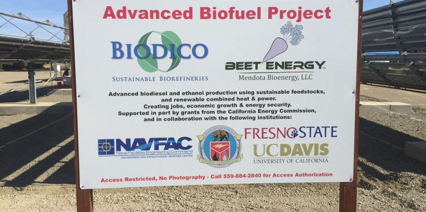 California Energy Commission Grant Awarded to BIV